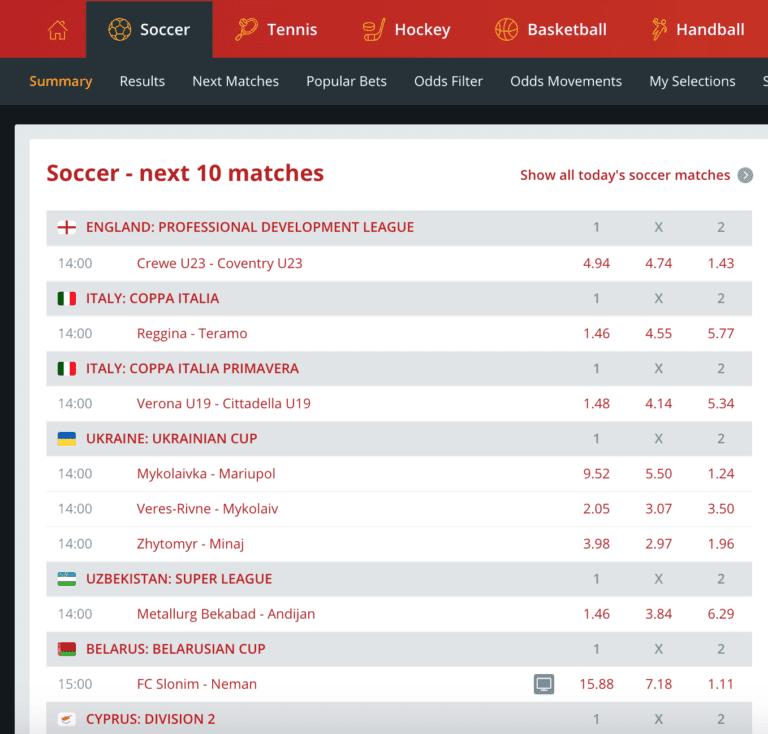 Прогноз на футбол на сайте Bet-explorer(Бет-эксплорер)