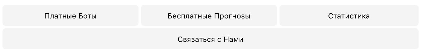 Менюшка бота Вонт Резаулт