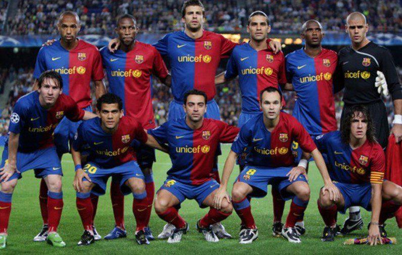 Ставки капперов на Барселону